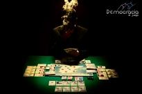 D€mocracia, el juego de mesa de la Marca España, ya disponible