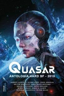 Antología de ciencia-ficción dura Quasar